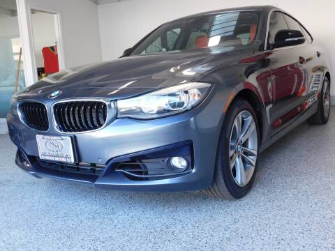 2015 BMW 3 Series for sale at Milpas Motors in Santa Barbara CA