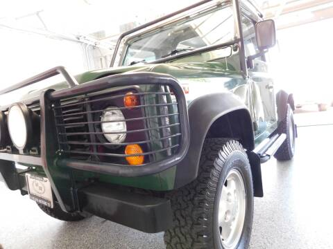 1997 Land Rover Defender for sale at Milpas Motors in Santa Barbara CA