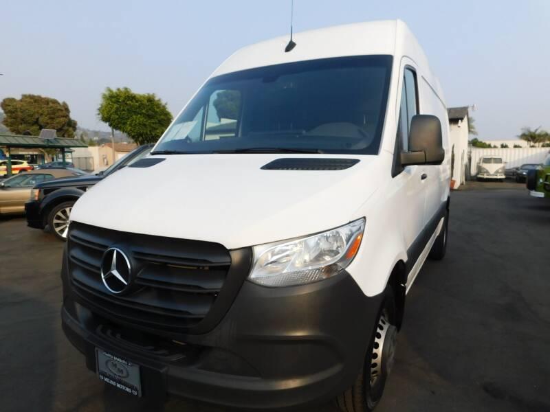 2019 Mercedes-Benz Sprinter Cargo for sale at Milpas Motors in Santa Barbara CA