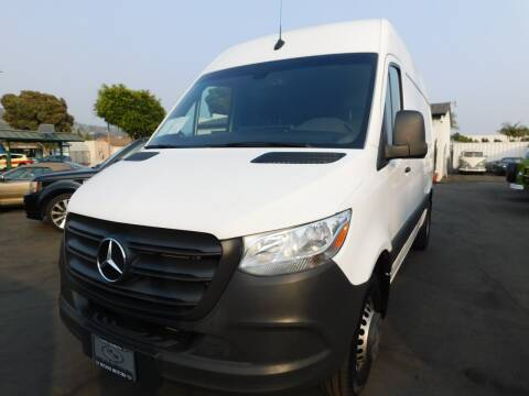 2019 Mercedes-Benz Sprinter Cargo for sale at Milpas Motors in Santa Barbara CA