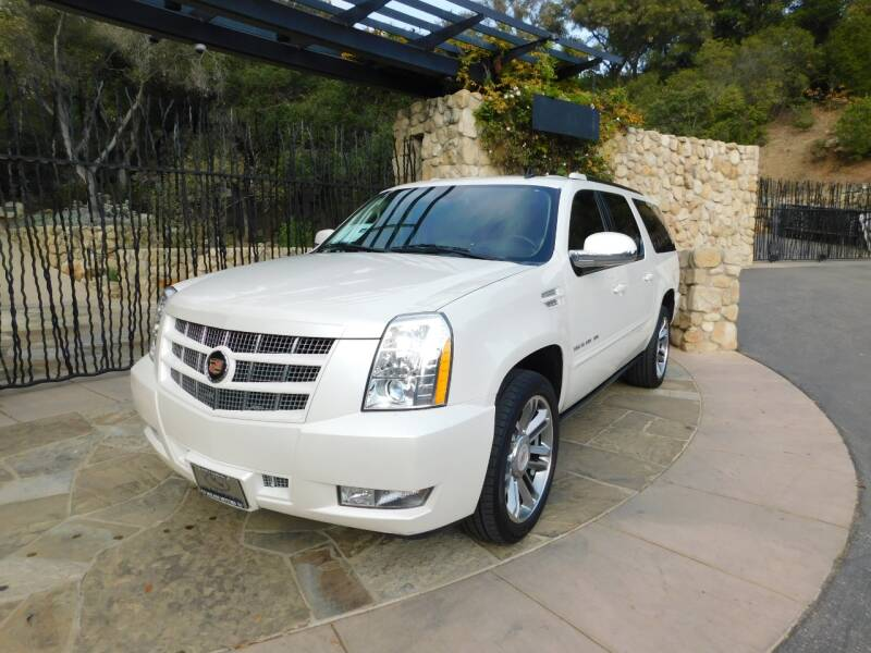 2014 Cadillac Escalade ESV for sale at Milpas Motors in Santa Barbara CA