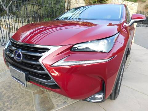 2015 Lexus NX 300h for sale at Milpas Motors in Santa Barbara CA