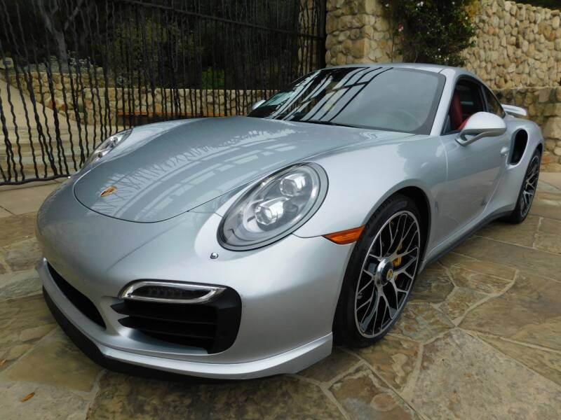 2014 Porsche 911 for sale at Milpas Motors in Santa Barbara CA