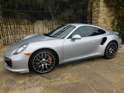 2014 Porsche 911 for sale at Milpas Motors in Santa Barbara CA