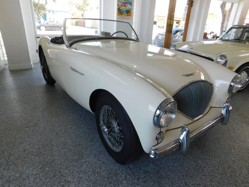 1954 Austin- Healey 100 for sale at Milpas Motors in Santa Barbara CA