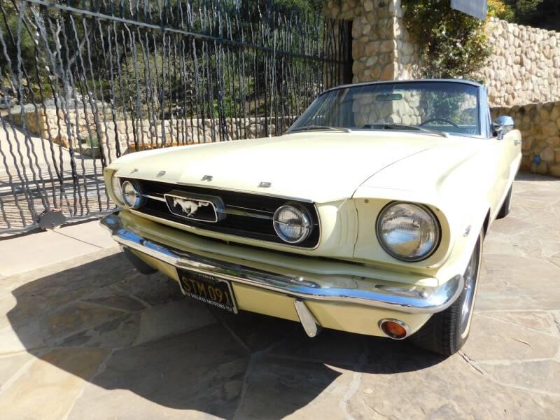 1966 Ford Mustang for sale at Milpas Motors in Santa Barbara CA
