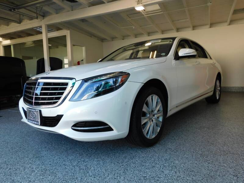 2015 Mercedes-Benz S-Class for sale at Milpas Motors in Santa Barbara CA