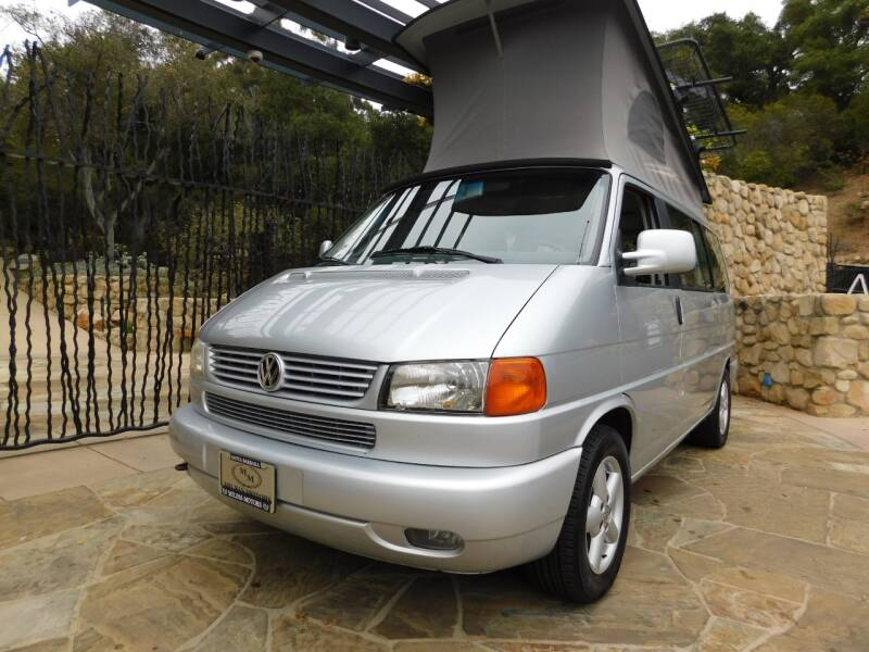 2002 Volkswagen EuroVan for sale at Milpas Motors in Santa Barbara CA