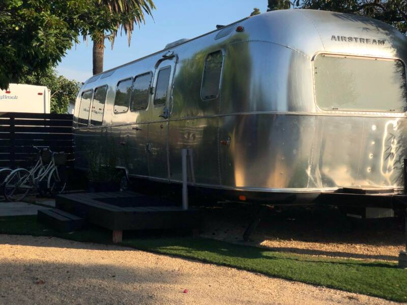 2018 Airstream Classic for sale at Milpas Motors in Santa Barbara CA