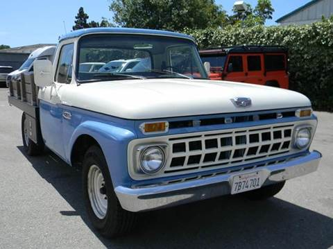 1965 Ford F-250 for sale at Milpas Motors in Santa Barbara CA
