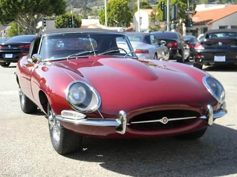 1967 Jaguar E-Type for sale in Santa Barbara, CA