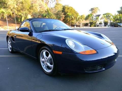 2000 Porsche Boxster for sale in Santa Barbara, CA