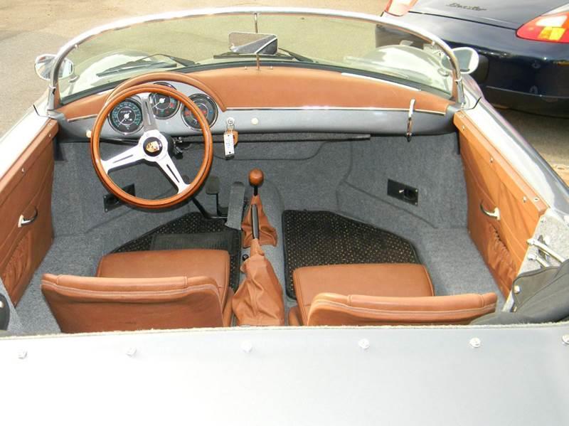 1957 Porsche 356 Speedster  - Santa Barbara CA