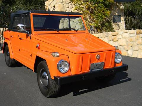 1974 Volkswagen Thing for sale in Santa Barbara, CA
