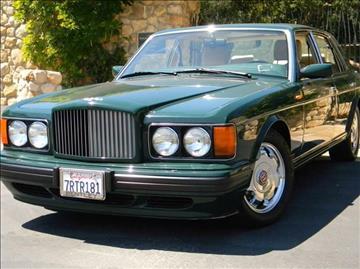1996 Bentley Turbo R for sale in Santa Barbara, CA