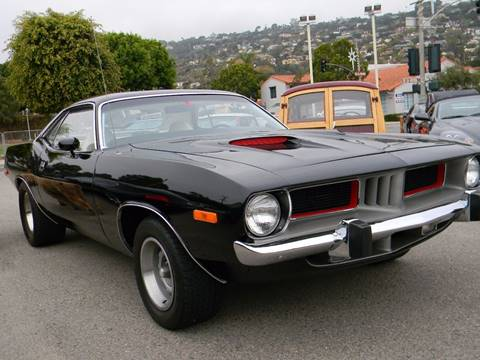 1974 Plymouth Barracuda for sale in Santa Barbara, CA