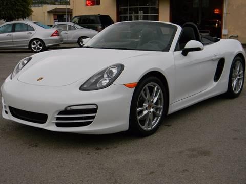 2014 Porsche Boxster for sale in Santa Barbara, CA