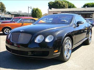 2004 Bentley Continental GT for sale in Santa Barbara, CA