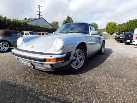 1989 Porsche 911 for sale in Santa Barbara, CA