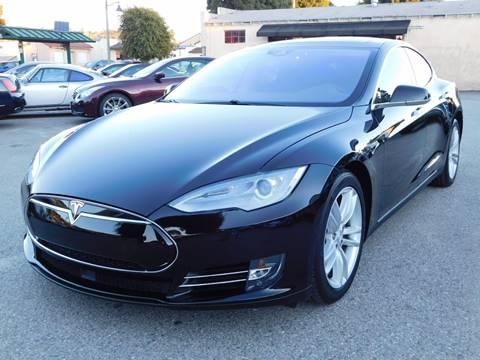 2015 Tesla Model S for sale in Santa Barbara, CA