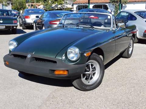1975 MG MGB for sale in Santa Barbara, CA