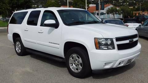 2008 Chevrolet Suburban for sale in Santa Barbara, CA