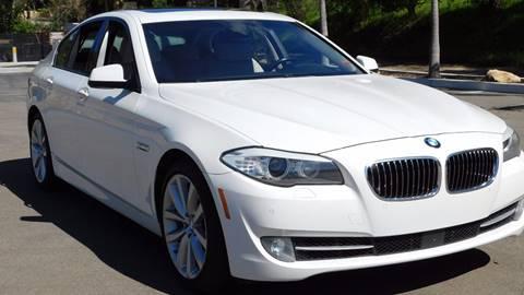 2011 BMW 5 Series for sale in Santa Barbara, CA