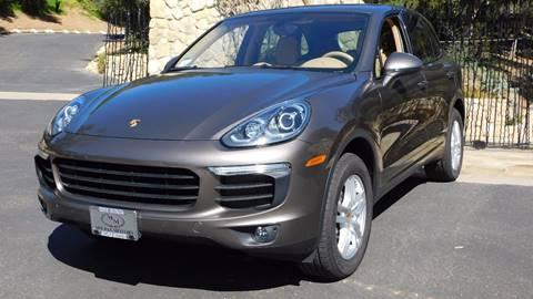 2016 Porsche Cayenne for sale in Santa Barbara, CA