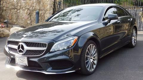 2015 Mercedes-Benz CLS for sale in Santa Barbara, CA