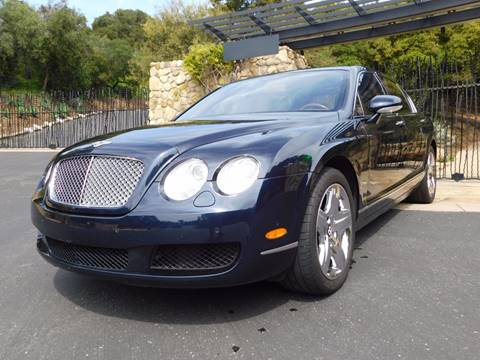 2006 Bentley Continental Flying Spur for sale in Santa Barbara, CA