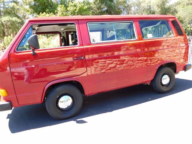 1987 Volkswagen Vanagon 3dr GL Mini-Van - Santa Barbara CA