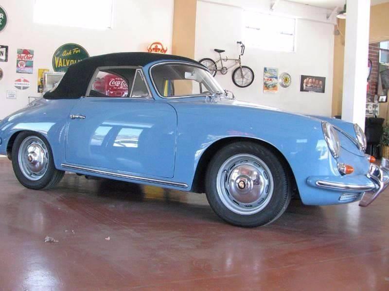 1960 Porsche 356 B Cabriolet   - Santa Barbara CA