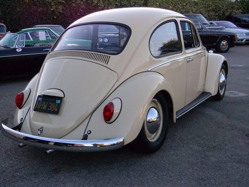 1965 Volkswagen Beetle  - Santa Barbara CA