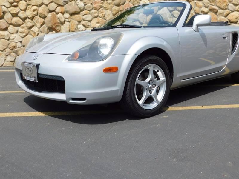 2001 Toyota MR2 Spyder 2dr Convertible - Santa Barbara CA