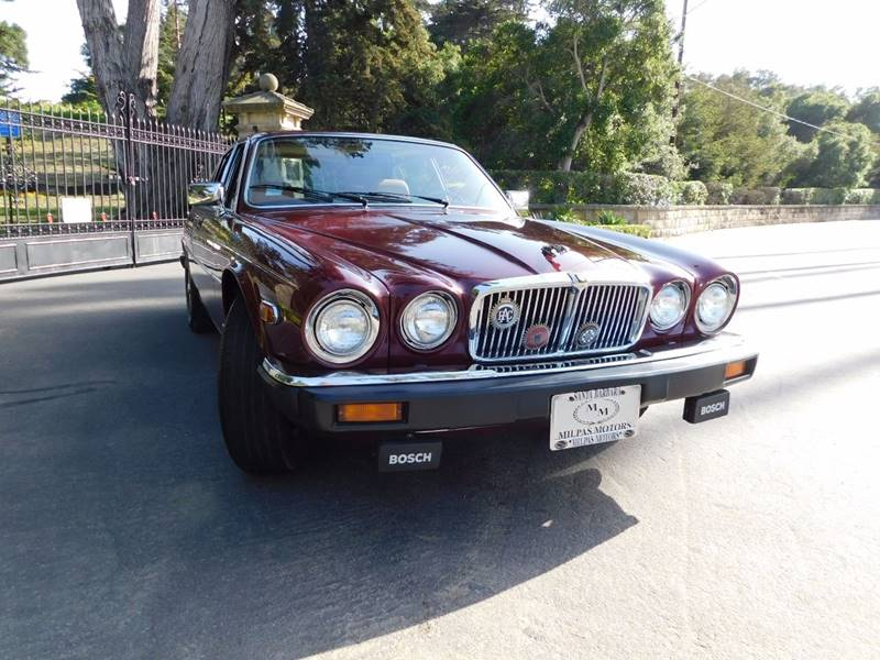 1984 Jaguar XJ-Series XJ6 4dr Sedan - Santa Barbara CA