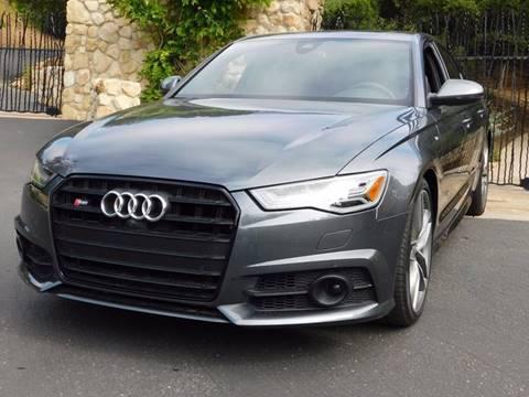 2016 Audi S6 for sale in Santa Barbara, CA