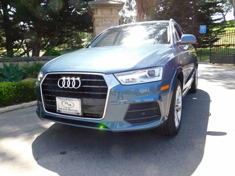 2016 Audi Q3 for sale in Santa Barbara, CA