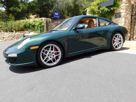 2009 Porsche 911 for sale in Santa Barbara, CA