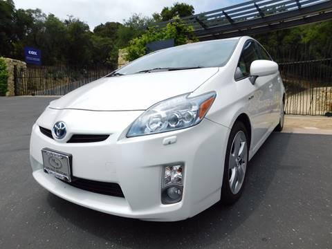 2011 Toyota Prius for sale in Santa Barbara, CA