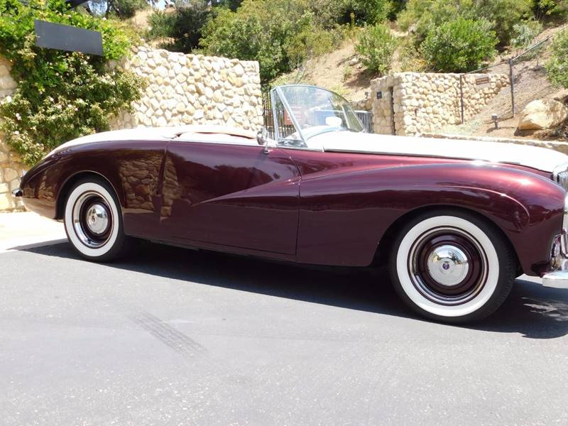 1953 Sunbeam Alpine   - Santa Barbara CA