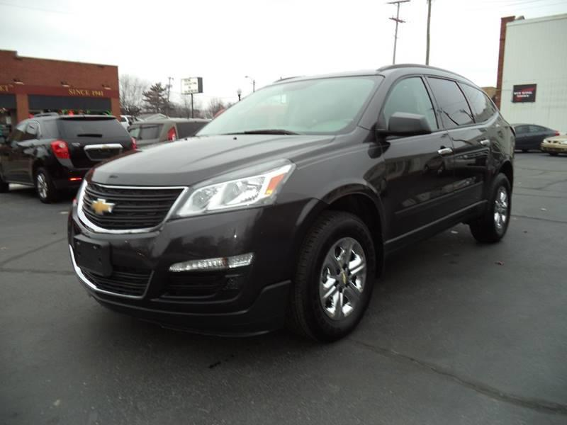 2016 Chevrolet Traverse LS 4dr SUV - Fort Wayne IN