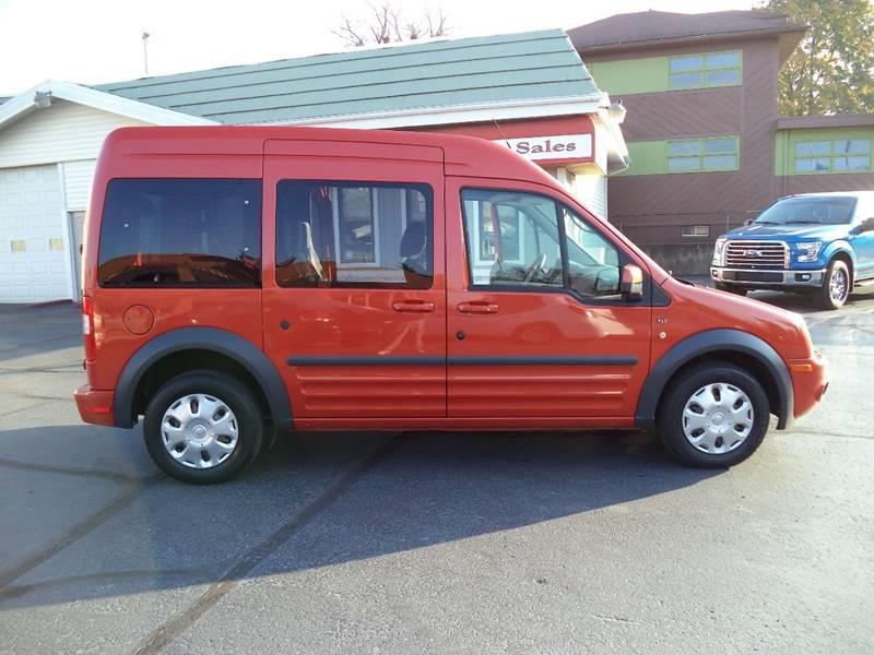 2013 Ford Transit Connect Wagon XLT Premium 4dr Mini-Van - Fort Wayne IN