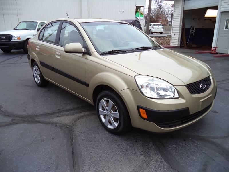 2009 Kia Rio LX 4dr Sedan 5M - Fort Wayne IN