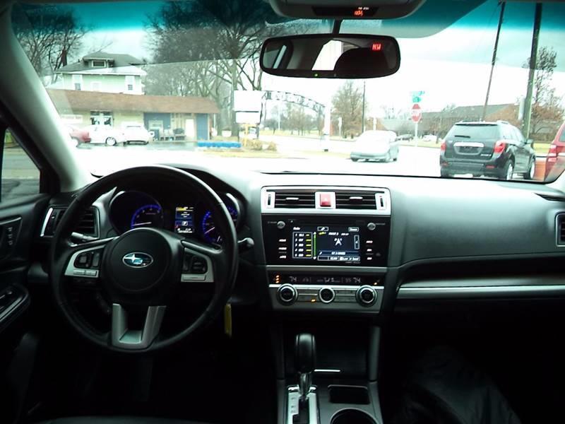 2015 Subaru Legacy AWD 2.5i Limited 4dr Sedan - Fort Wayne IN