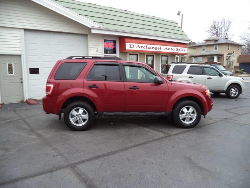 2011 Ford Escape XLT 4dr SUV - Fort Wayne IN