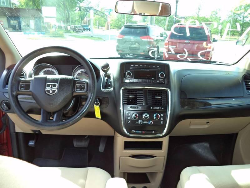 2015 Dodge Grand Caravan SE Plus 4dr Mini-Van - Fort Wayne IN