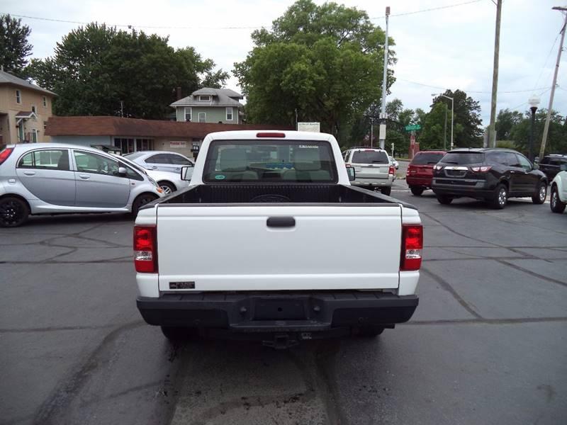 2011 Ford Ranger 4x2 XL 2dr Regular Cab SB - Fort Wayne IN