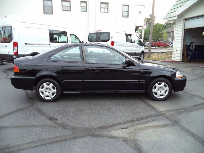1998 Honda Civic EX 2dr Coupe - Fort Wayne IN