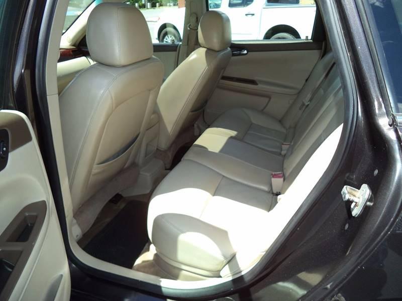 2008 Chevrolet Impala LT 4dr Sedan - Fort Wayne IN