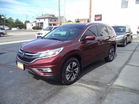 2016 Honda CR-V for sale in Fort Wayne, IN